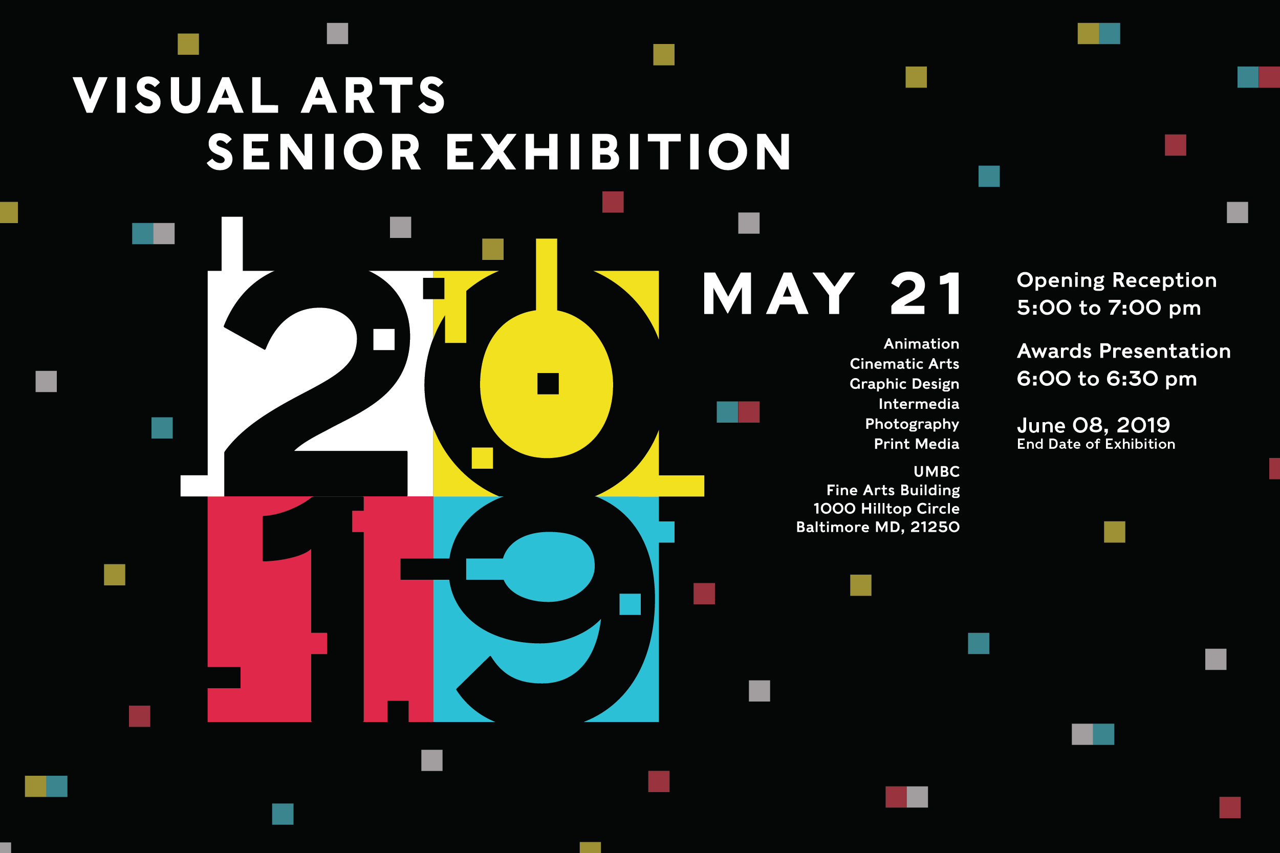 2019 Visual Arts Senior Exhibition